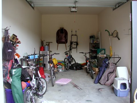 Garage Makeover: Small_garage_before Ricci
